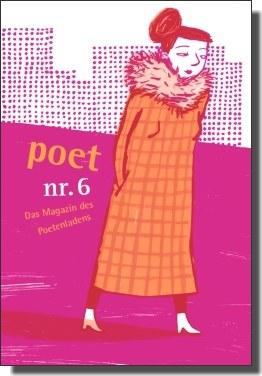 Poet Magazin des Poetenladens, Ausgabe 6, Frühjahr 2009
